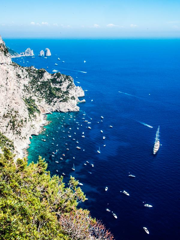 Property Of Unique villa on Capri Island beyond time