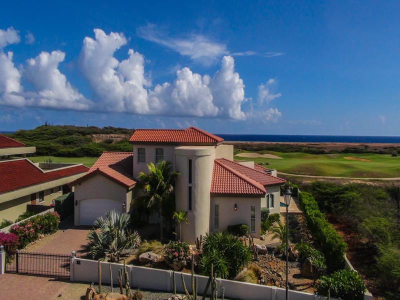 "Single Family Home for Sale at Gorgeous ""Ten"" Malmok, Aruba"