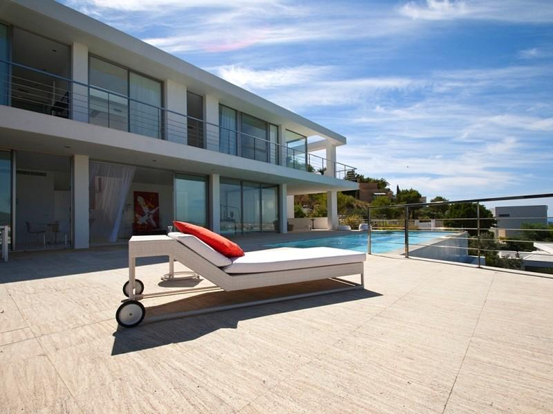 Single Family Home for Sale at Brand New Villa In Gated Community Ibiza, Ibiza 07819 Spain