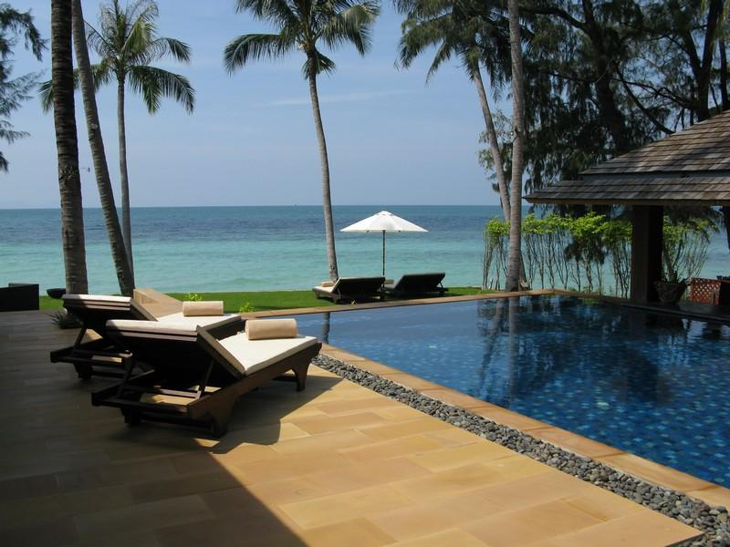 Property Of Stylish Beachfront Villa, Samui