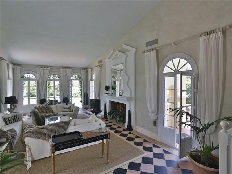 Property Of An exceptional family home in a classical style.