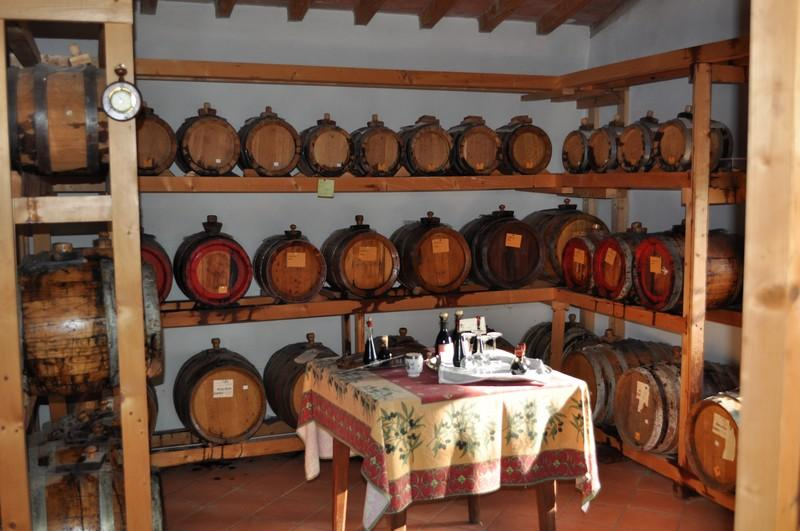Property Of Panoramic village in Chianti countryside