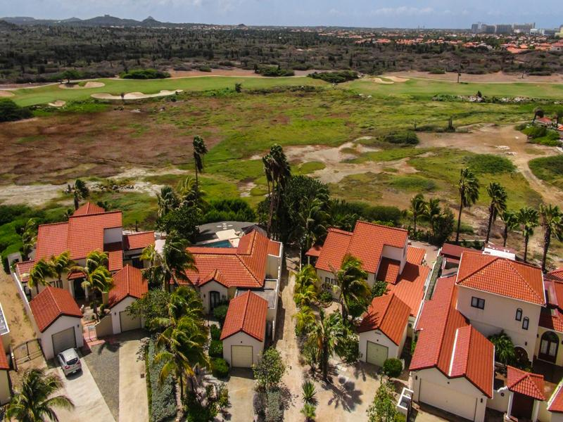 Maison unifamiliale pour l Vente à Charming Villa with picturesque view Malmok, Aruba