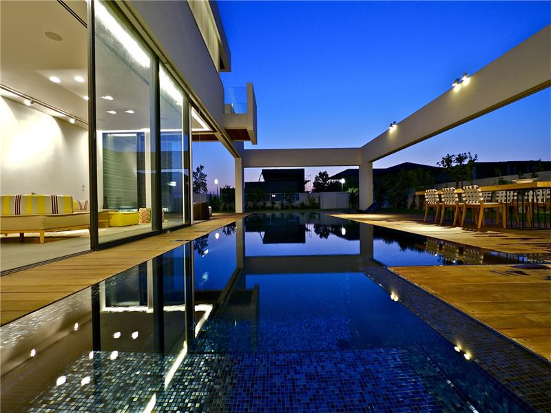 Moradia para Venda às Prestigious Estate on Ceasarea Golf Course Caesarea, Israel 3088900 Israel