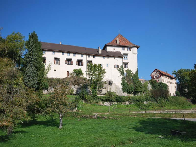 Property Of Magnificent castle with outbuildings