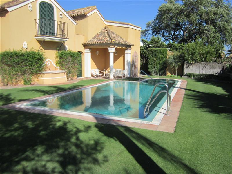 Single Family Home for Sale at Spectacular villa in Sotogrande Costa Sotogrande, Costa Del Sol, 11310 Spain