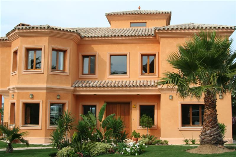 단독 가정 주택 용 매매 에 Stunning villa in golf area Sotogrande, Costa Del Sol, 11310 스페인