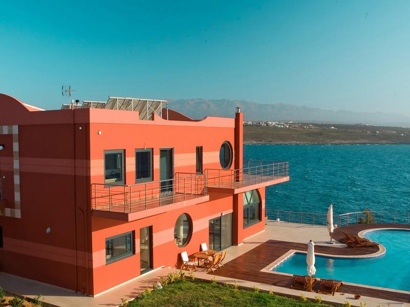 Property Of Crete Chania Water Front Estate