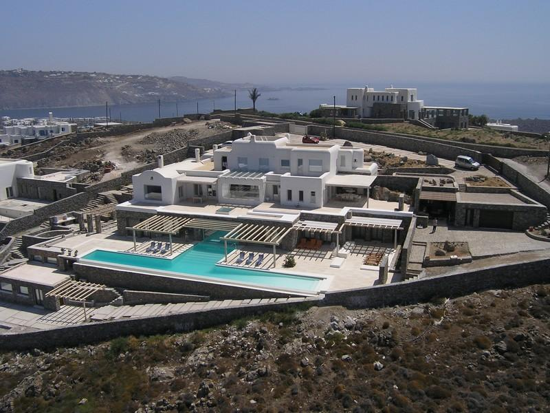 단독 가정 주택 용 매매 에 Villa Aphrodisia Mykonos, 서던 에게 84600 그리스