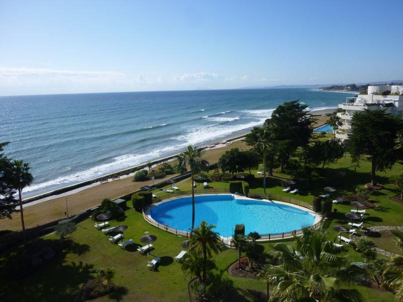 Apartment for Sale at Front line beach property Estepona, Costa Del Sol 29680 Spain