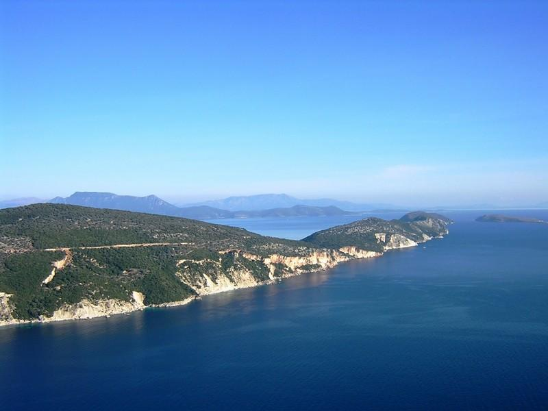 Land for Sale at 123 Acres Land in Meganisi Other Ionian Islands, Ionian Islands 31100 Greece