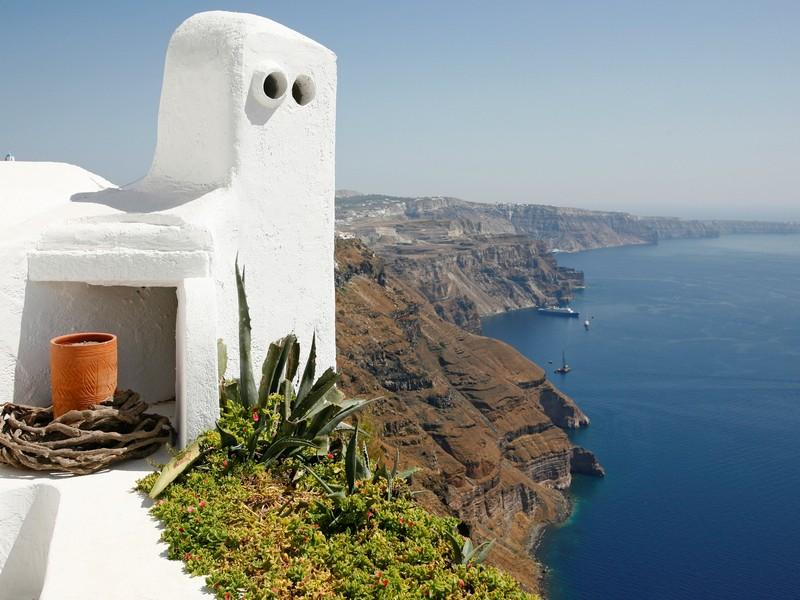 Property For Sale at Authentic Village in Santorini