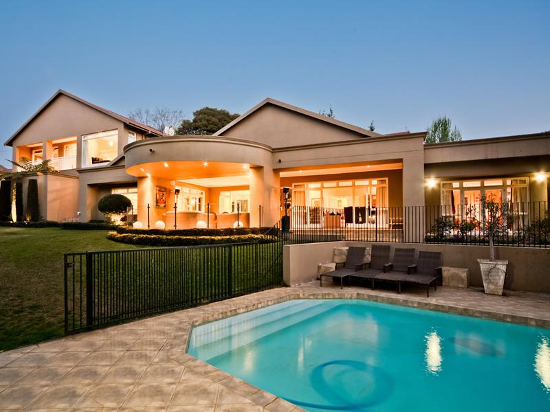 Single Family Home for Sale at Magnificent family home Johannesburg, Gauteng 2000 South Africa