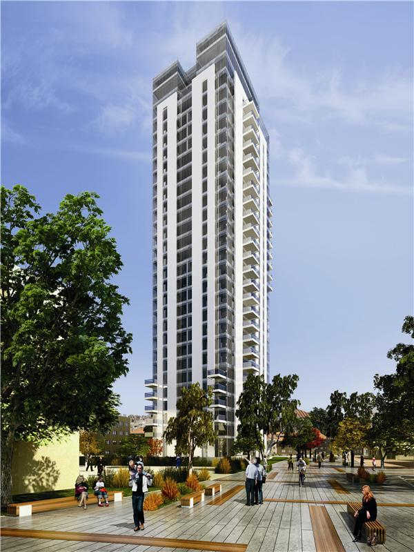 Property Of Neve Tzedek Liber Tower project