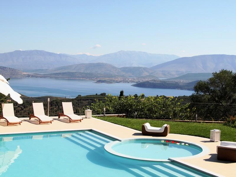 Single Family Home for Sale at Villa Acanthus Agios Stefanos Corfu, Ionian Islands, 49100 Greece