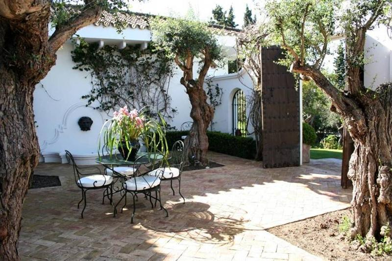 Property Of Magnificent residence in Sotogrande costa