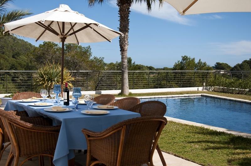 Einfamilienhaus für Verkauf beim Neubauvilla mit Meerblick Ibiza, Ibiza 07819 Spanien