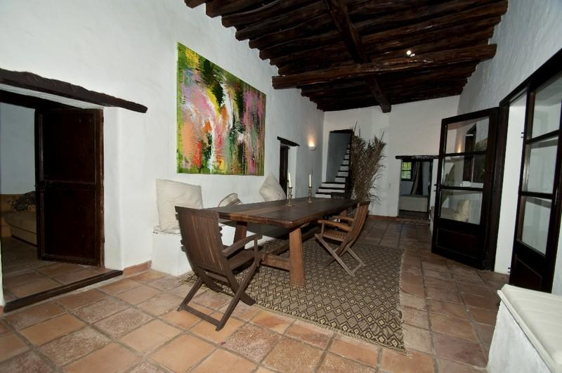 Property Of Country Finca With Panoramic Country Views