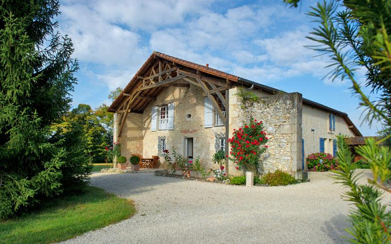 Single Family Home for Sale at Near Labastide-d'Armagnac, old farmhouse stone ear Labastide d'Armagnac Other Aquitaine, Aquitaine 40240 France