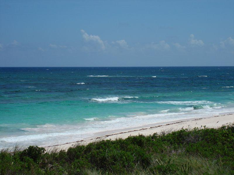 Land for Sale at Atlantic Beachfront Airport Beach, Governors Harbour, Eleuthera Bahamas