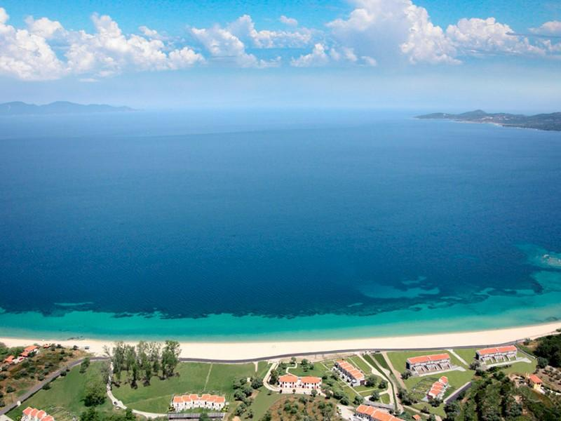 Single Family Home for Sale at Chalkidiki Beachfront Villas Other Greece, Other Areas In Greece, 54627 Greece