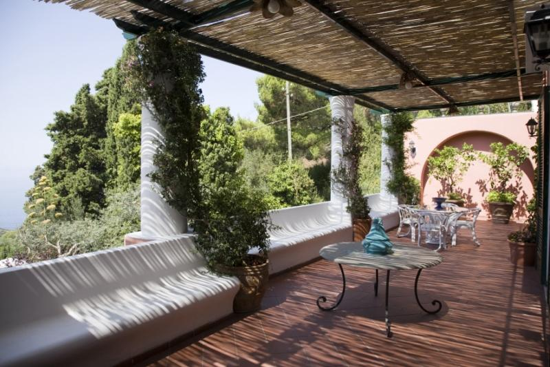 Vivienda unifamiliar por un Venta en Spectacular villa with sea views in Capri Island Anacapri Capri, Naples 80071 Italia