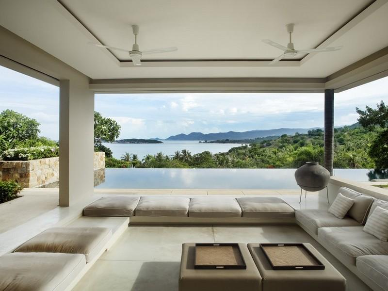 sales property at Incredible Contemporary Sea View Villa