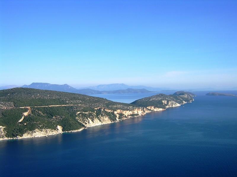 Земля для того Продажа на 70 Acres Land in Meganisi Other Ionian Islands, Ионические Острова, 31100 Греция