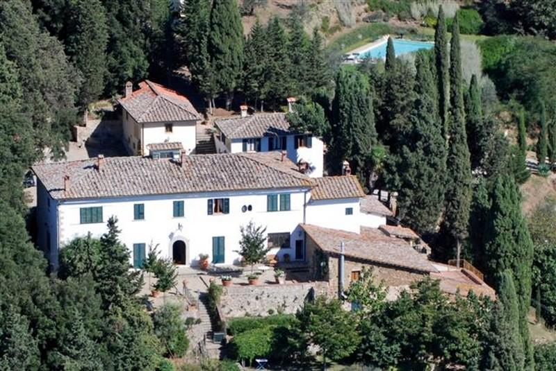 Additional photo for property listing at Panoramic village in Chianti countryside  Greve In Chianti, Florence 50022 Italia