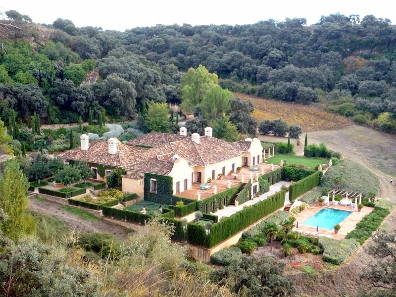 Hacienda / Granja / Rancho / Plantación por un Venta en El Retiro del Caballero Ronda, Andalucia, 29400 España