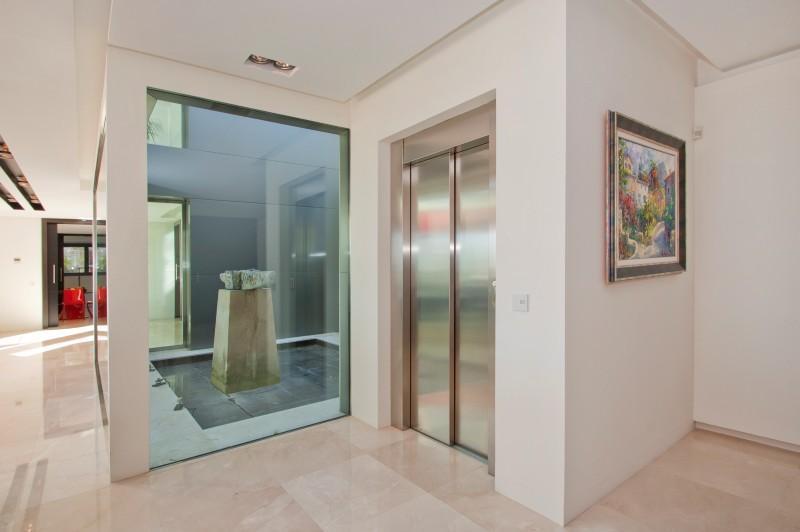 Property Of Vanguardistic Villa In Costa Den Blanes