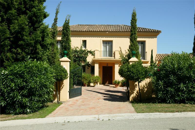 Property Of Beautiful sea views villa in Sotogrande