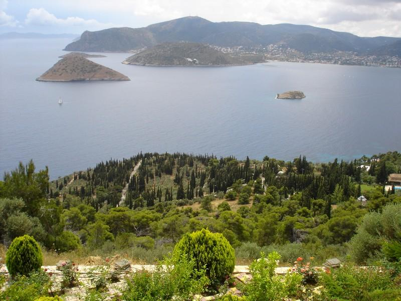 Property Of Villa Porto Rafti Panorama