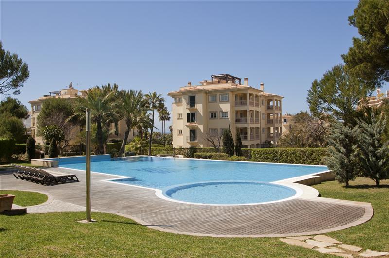 Wohnung für Verkauf beim Elegantes Apartment in Santa Ponsa Santa Ponsa, Mallorca 07181 Spanien