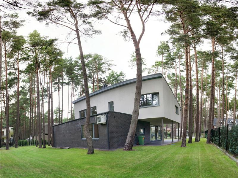 Single Family Home for Sale at Extraordinary Surroundings of Seaside Nature Klaipeda, Klaipeda County 92281 Lithuania