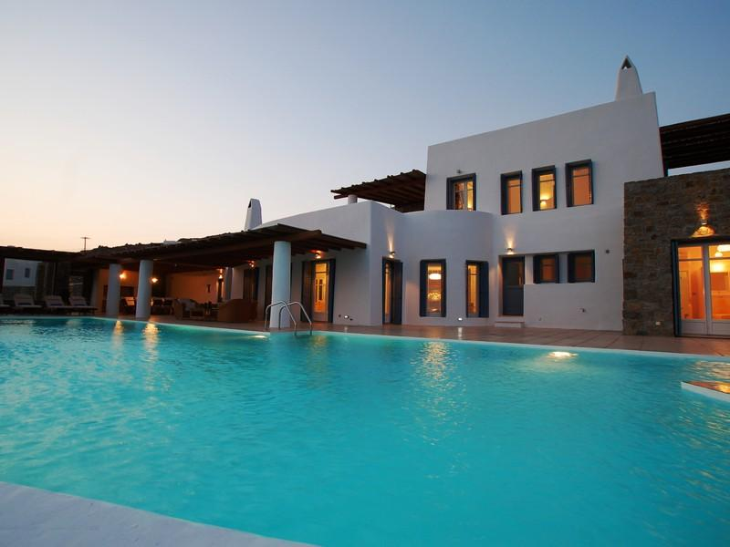 Property Of Villa Mykonos Blue