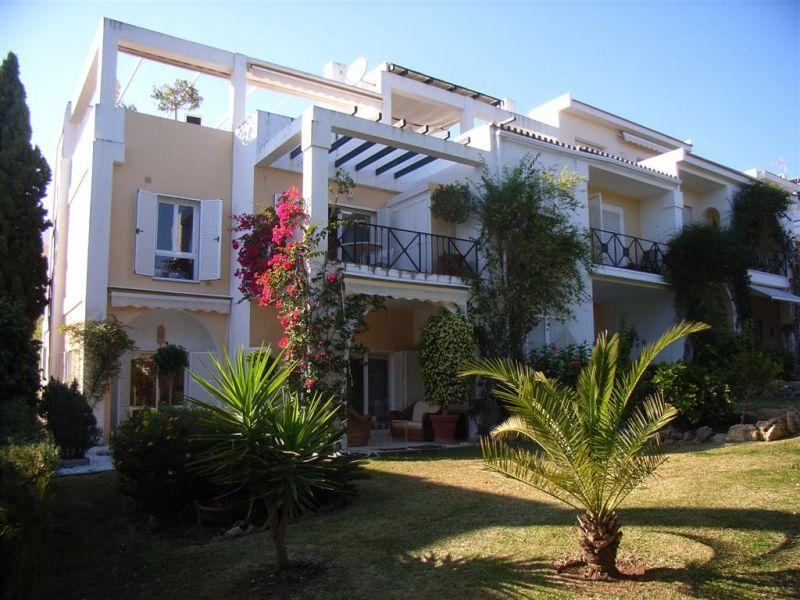 Townhouse for Sale at Font line golf corner townhouse in La Quinta Marbella, Costa Del Sol 29679 Spain