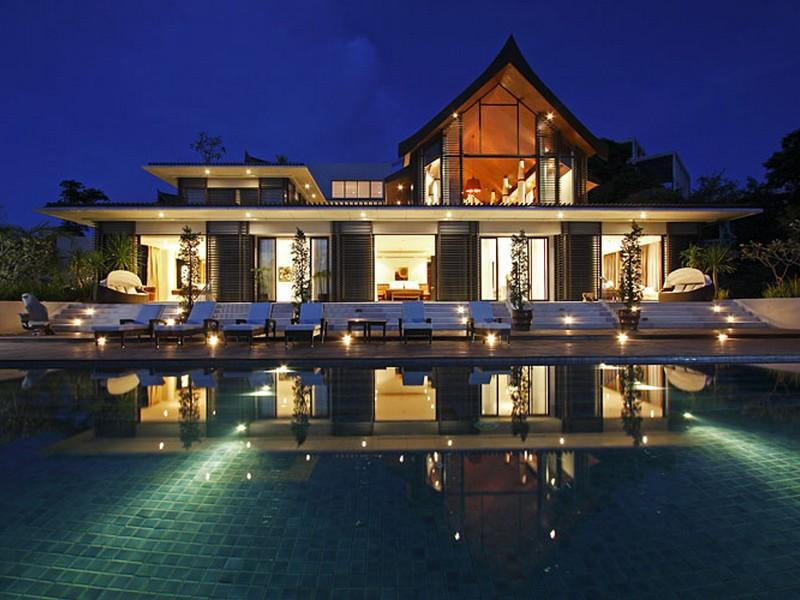 Property Of Stunning Direct Waterfront Villa