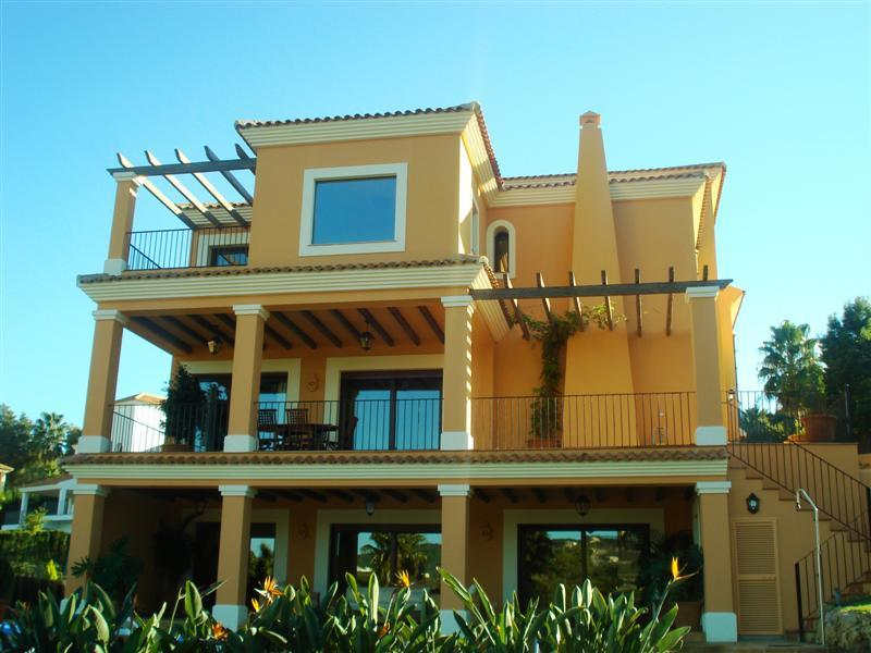 sales property at A delightful three level villa, excellently locate