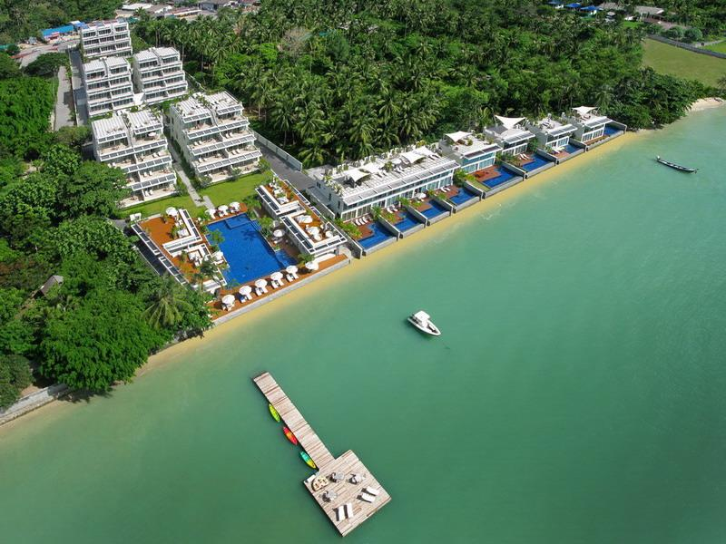 公寓 為 出售 在 1 Bed Beachfront Apartment Rawai Rawai, 普吉, 83101 泰國