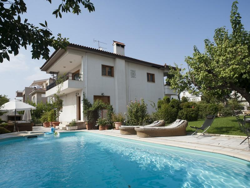 Single Family Home for Sale at Villa Melitta Alimos Other Attiki, Attiki, 17456 Greece