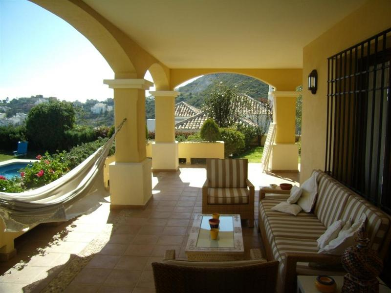 Property Of Andalucian-style villa
