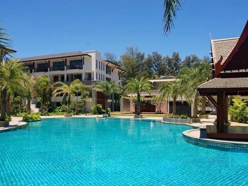 Appartement pour l Vente à Freehold 2 Bed Apartment Nai Thon Nai Thon, Phuket, 83110 Thaïlande