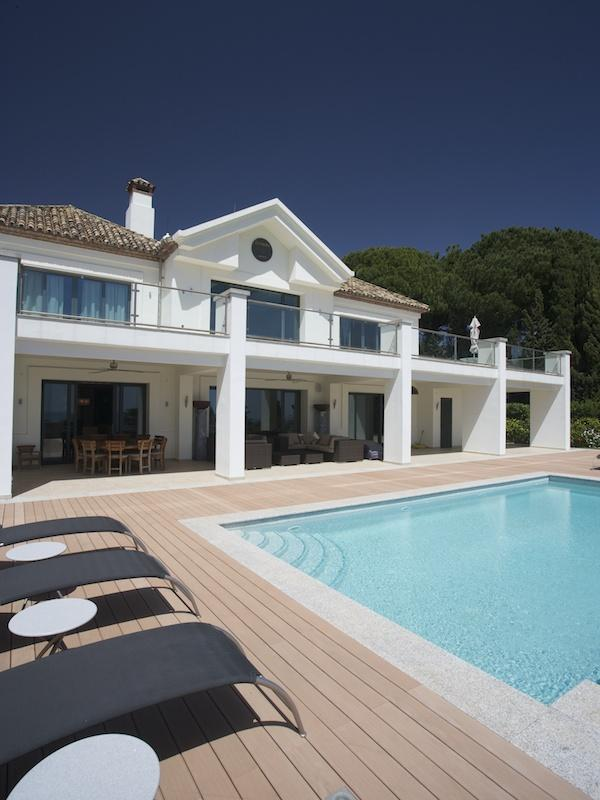 Property Of Spectacular contemporary villa with fantastic sea