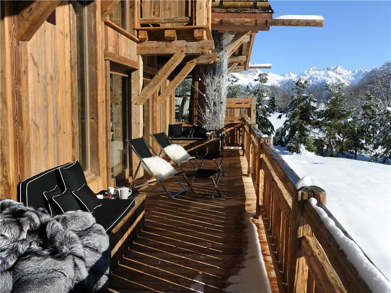Property Of Chalet Cocon