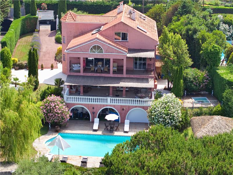 Other Residential for Sale at Super Cannes - Beautifully renovated Villa Vallauris, Provence-Alpes-Cote D'Azur 06220 France