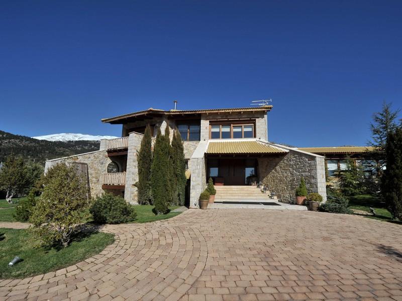 Single Family Home for Sale at Parnassos Mountain Villa Other Central Greece, Central Greece, 32004 Greece