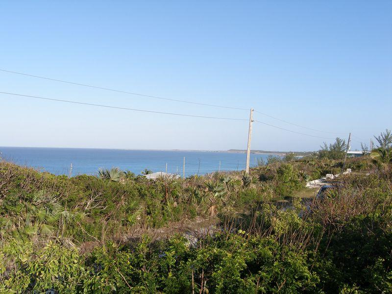 Land for Sale at Two Adjacent Lots with Sea Views Rainbow Bay, Eleuthera Bahamas