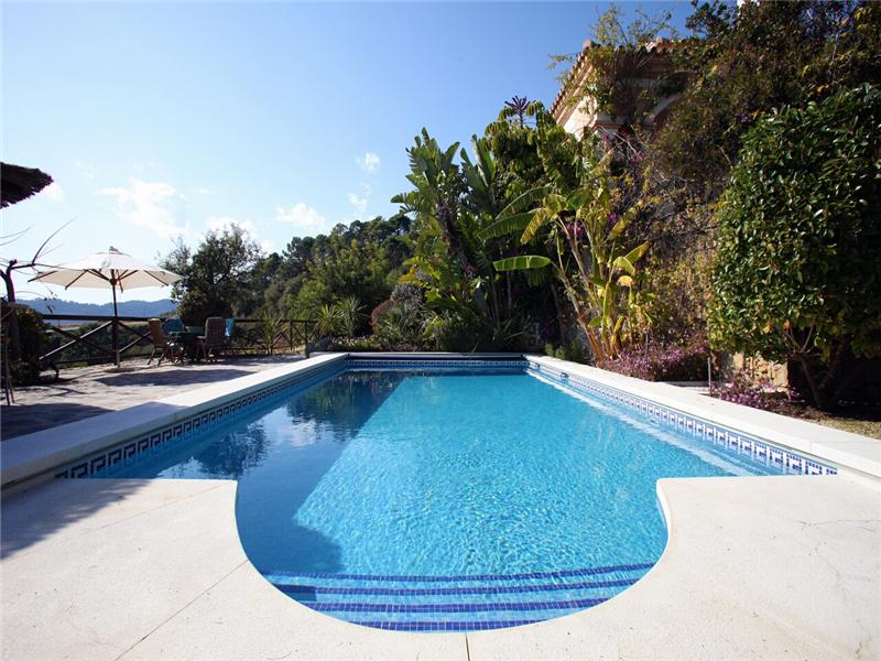 Property Of Caribean style villa with panoramic views in 24 ho