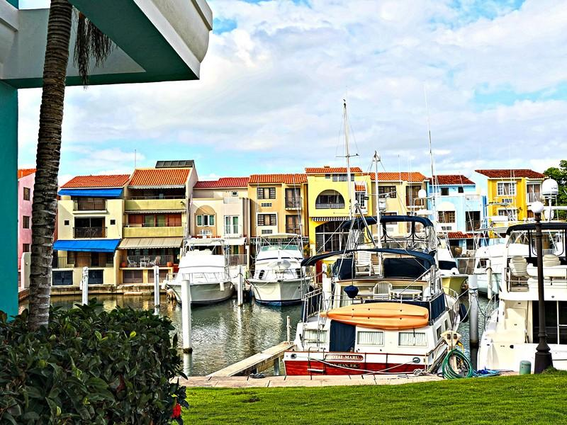 Property Of Boating Aficionado - Palmas Del Mar